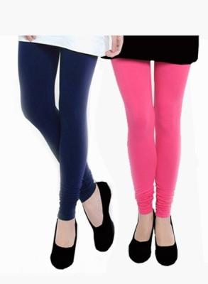 Uzee Women's Blue, Pink Leggings
