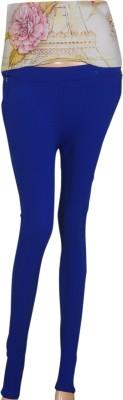 AMAZE FAB Women's Blue Jeggings