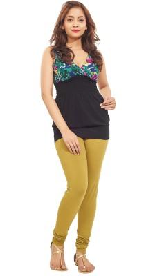 Minu Suits Women's Yellow Leggings