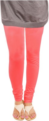 Leggings World Women's Pink Leggings