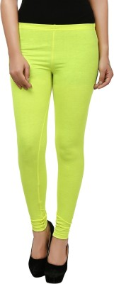 Beetle Women's Green Leggings