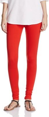 4S Women's Red Leggings