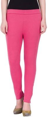 Amari West By INMARK Women's Pink Leggings