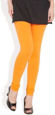 Vita Elegante Women's Orange Leggings
