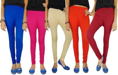 B VOS Girl's Multicolor Leggings