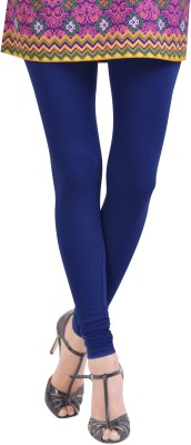 Aanchal Women's Blue Leggings