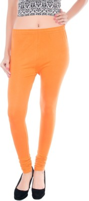 Esspee Women's Orange Leggings