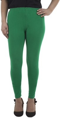 Marveto Women's Green Leggings