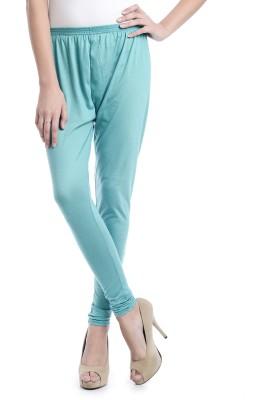 Samridhi Women's Dark Green Leggings