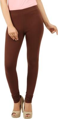 New Darling Women's Brown Leggings