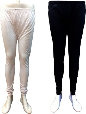 Vanya Enterprises Women's Black, White Leggings