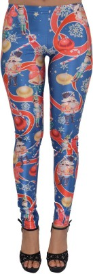 Zayn M, Women's Multicolor Leggings
