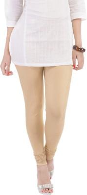 SCJ Women's Beige Leggings