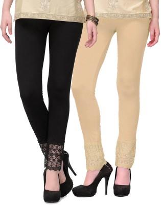 LuvCare Women's Multicolor Leggings