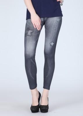 N-Gal Women's Grey Leggings