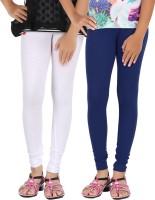 Be Style Legging For Girls(White)