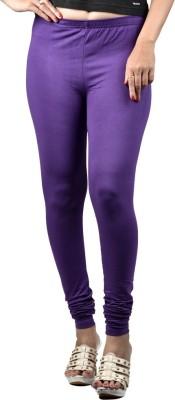 ABE Women's Purple Leggings