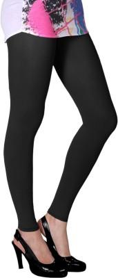 Slassy Women's Black Leggings