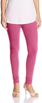 Lavos Women's Pink Leggings