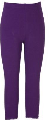 Sera Girl's Purple Leggings