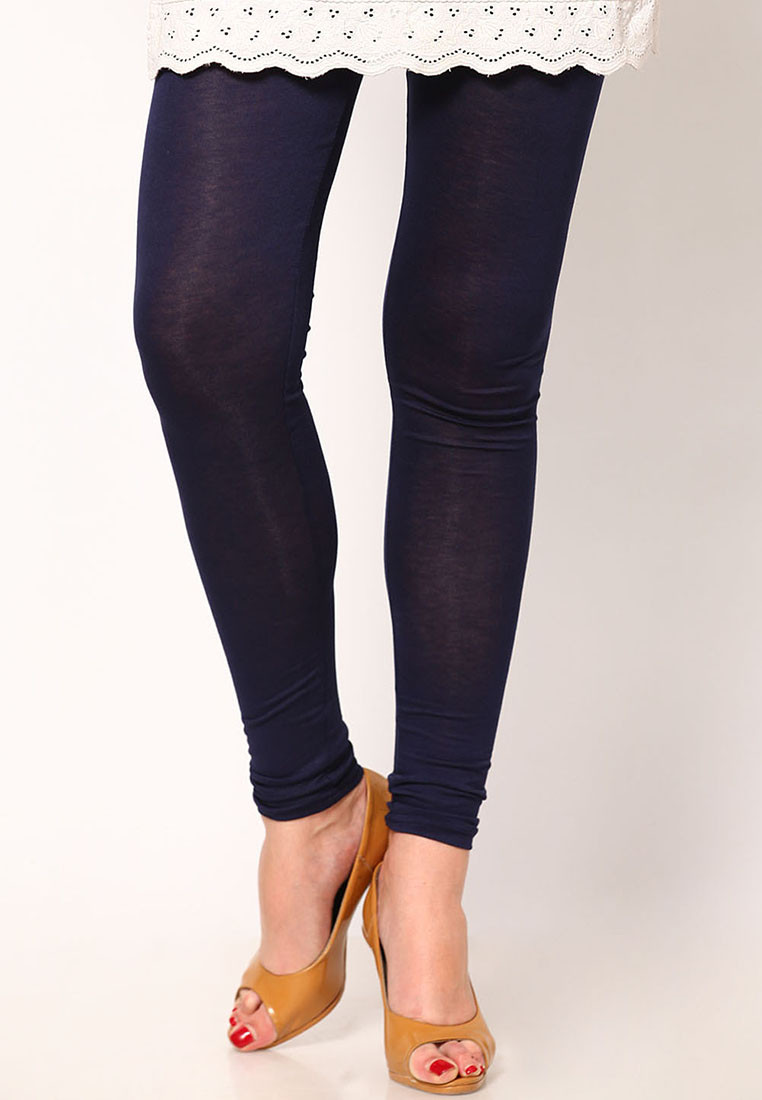 Sportelle USA India Womens Dark Blue Leggings