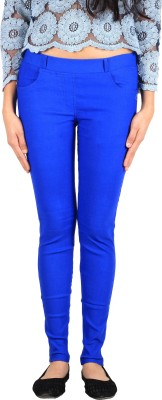 melange fashions Women's Blue Jeggings