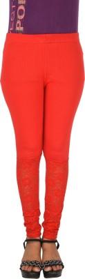 Hina Women's Red Leggings