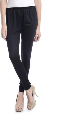 Samridhi Women's Black Leggings