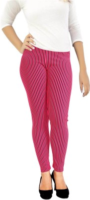 Parv Collections Women,s Pink Leggings