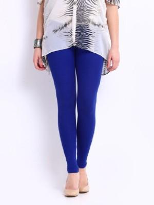 Natural Women's Blue Leggings
