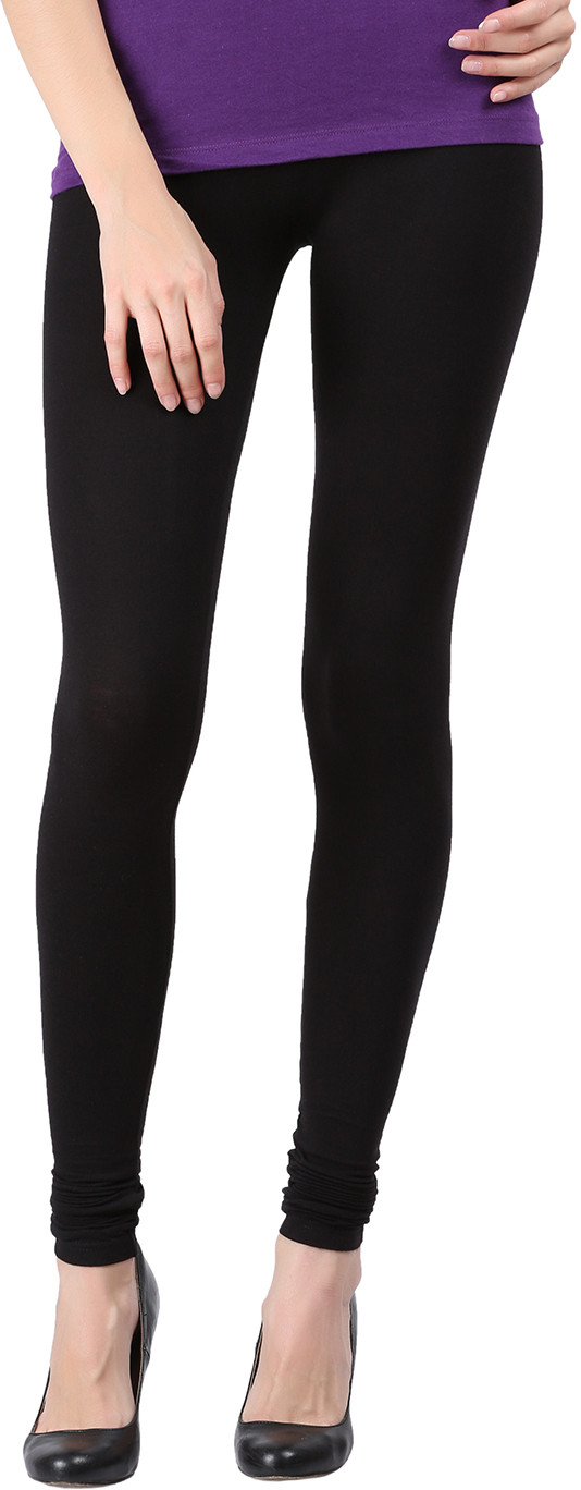 Black Milan Womens Black Leggings