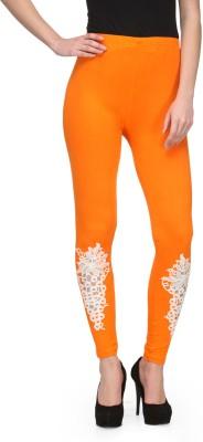 Vinnis Women's Orange Leggings