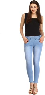 Cali Republic Women's Light Blue Leggings