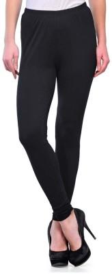 Aditi Women's Black Leggings