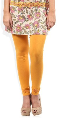 NOVA TRENDZZ Women's Yellow Leggings