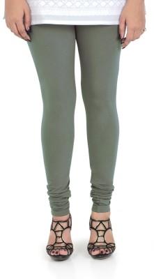 Vami Women's Green Leggings