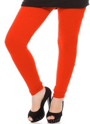 Taboo Women's Orange Leggings