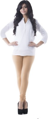 Prashil Women's Beige Leggings