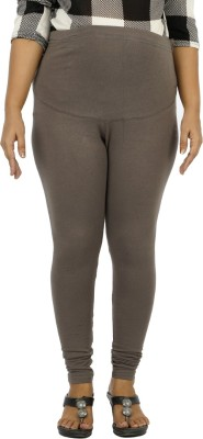 Mamma Mia Women's Maternity Wear Grey Leggings
