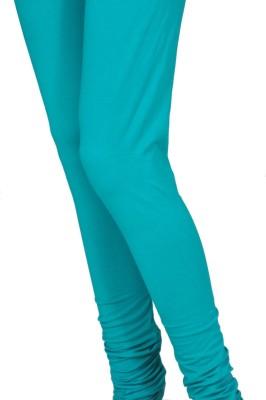 Saashiwear Women's Green Leggings