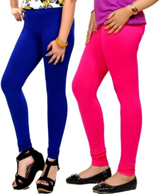 By The Way Women's Blue, Maroon Leggings