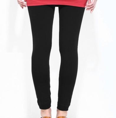 umesh fashions Women's Black Leggings