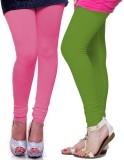 OrganicO Women's Multicolor Leggings (Pa...