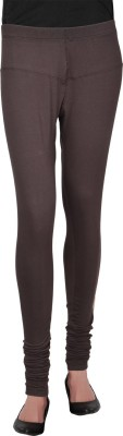 Bellizia Women's Brown Leggings