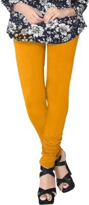 JV Wears Women's Yellow Leggings