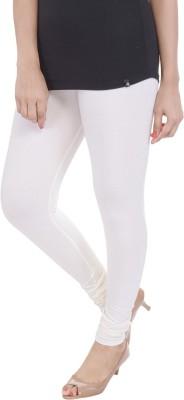 BANNO Girl's White Leggings