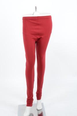 Carnival Girl's Red Leggings