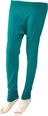 Balaji Creations Women's Blue Leggings