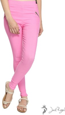 Jack Royal Women's Pink Jeggings