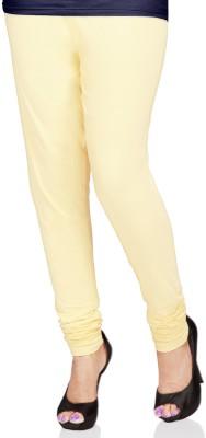 SareesHut Women's Yellow Leggings